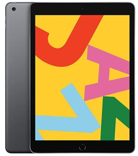 New Apple iPad (10.2-Inch, Wi-Fi, 32GB) - Space Gray (Latest Mod