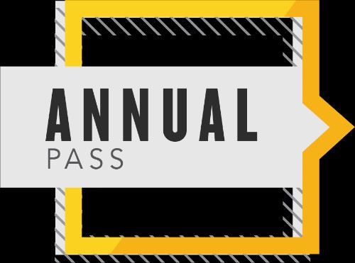 Individual Annual Pass - Early Bird Pricing