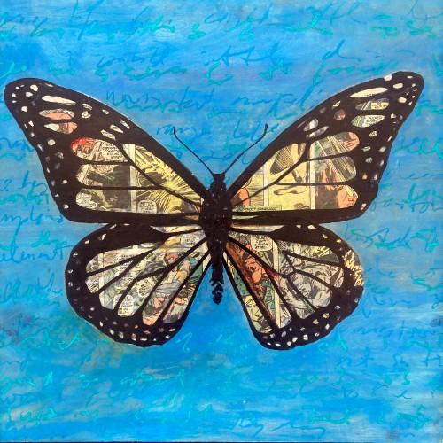 Daredevil Butterfly