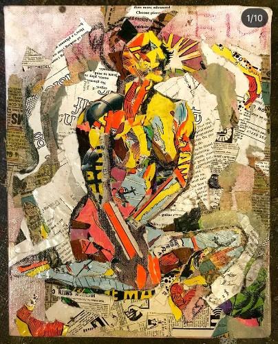 Print - Cat Woman
