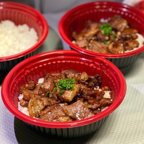 SHORT RIB DONBURI
