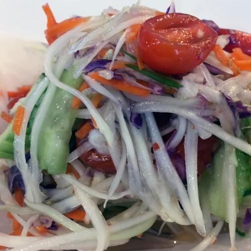 Side Papaya Salad