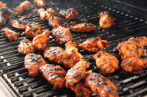 Sukkot Event - Dwell in the Sukkah & BBQ Chicken Wings