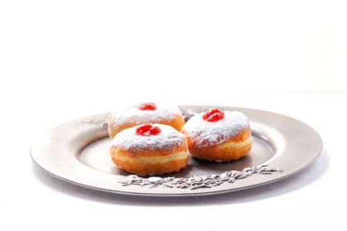 Sufganiyot - Chanukah Donuts