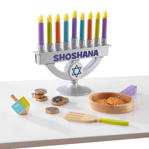 8 Days of Chanukah Activity Bag