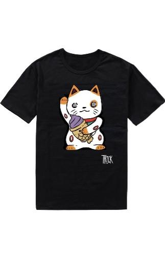 Neko Neko Luckycat Tshirt
