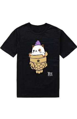 Neko Neko Cat Cone Tshirt