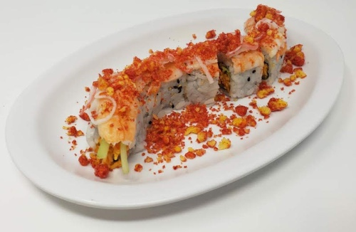 Spicy Tiger Roll