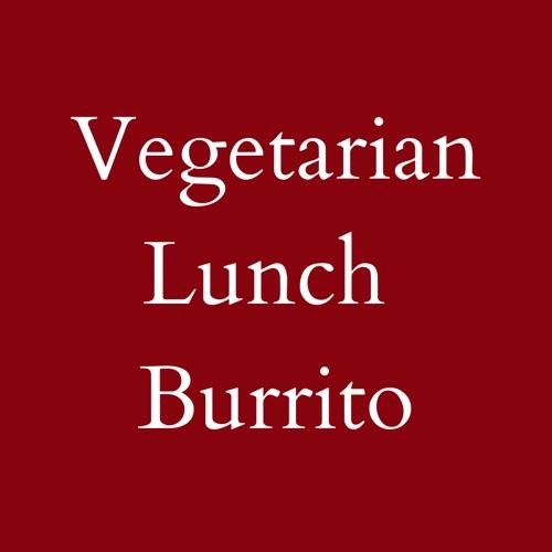 Vegetarian Lunch Burrito