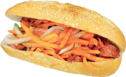 #21-Vietnamese Sandwich - Bánh Mì
