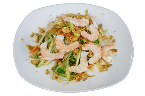 #16.Lotus Root Salad - Gỏi ngó sen