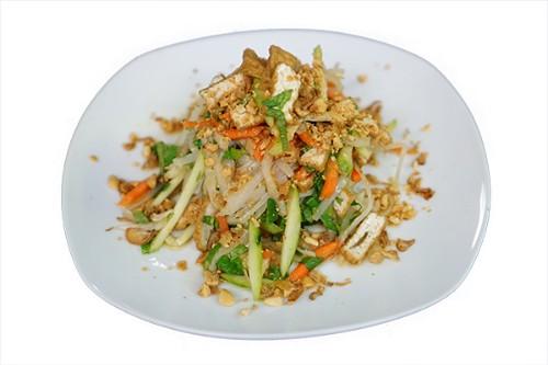 #70-Lotus Root Salad -   Gỏi tofu ngó sen