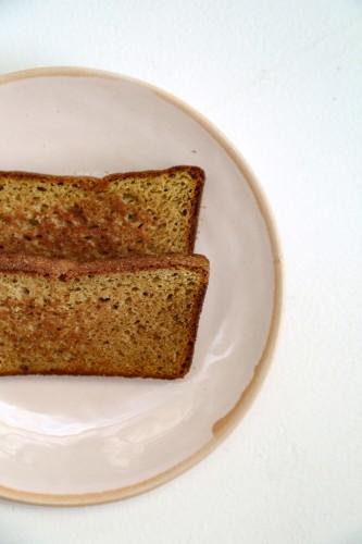 GF Pumpkin Bread whole loaf