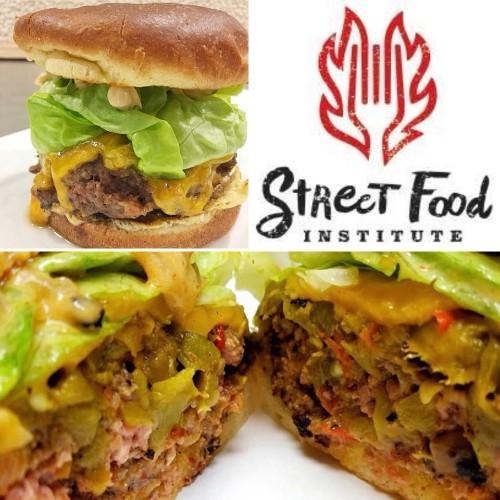 Smackdown Burger