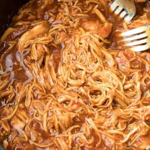 Shabbat Dinner: BBQ Pulled Chicken or BBQ Jackfruit - 8/14/2020