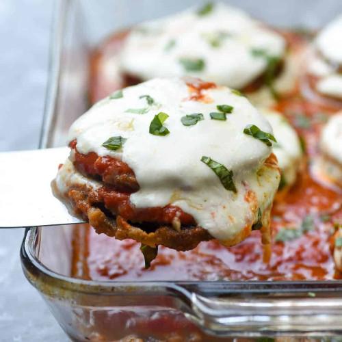 Shabbat Dinner: Eggplant Parmesan - 6/26/2020