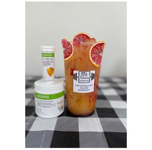 Blood Orange Immunity