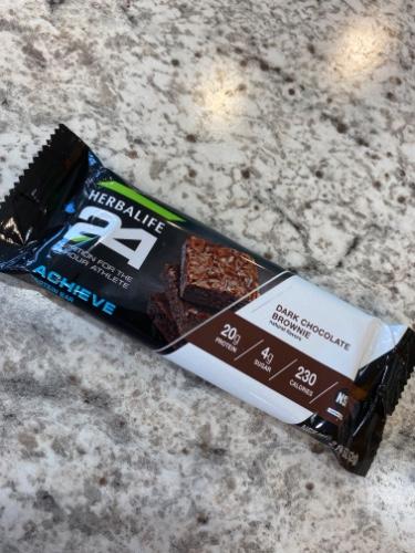 Achieve brownie bar