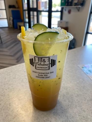 Cucumber Lemonade