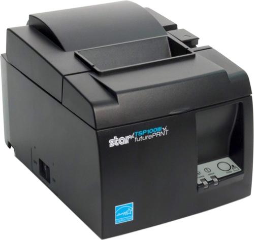 Star Micronics, TSP143IIIU, Thermal, Auto-cutter