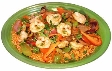 D/I Spicy Shrimp Veracruz