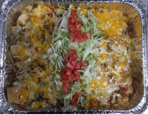 C/O Enchilada Tray for 12