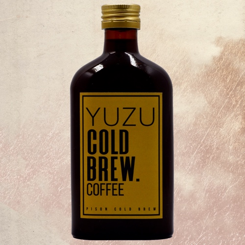 Yuzu Cold Brew