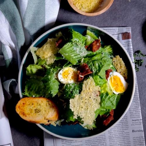 Rustic Caesar Salad