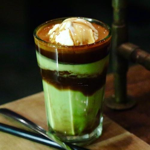 Espresso Avocado