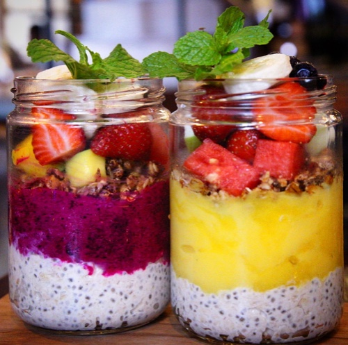 Breakfast Jar
