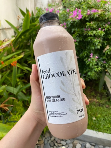 1000ml - Iced Chocolate