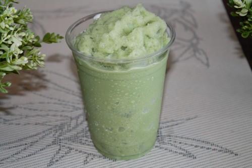 Green Tea Slush