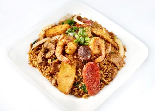 Singkawang Fried Rice / Nasi Goreng Singkawang