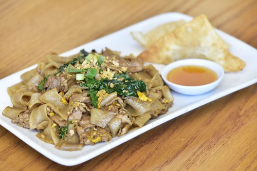 Pad See Ew Pork / Tofu