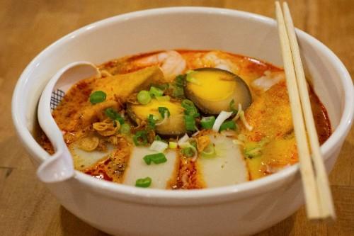 Curry Laksa / Laksa Kari