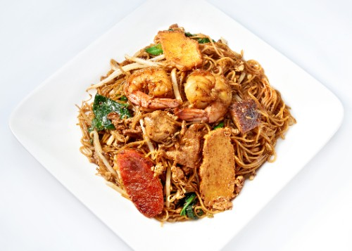 Fried Vermicelli Noodle / Bihun Goreng