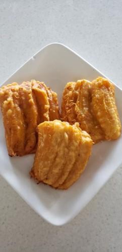 Fried Bananas (2 Pcs)