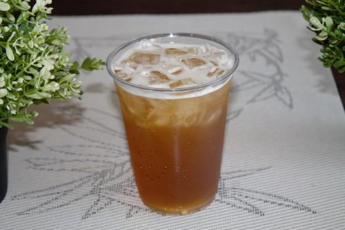 Iced Green tea w/ Flavor