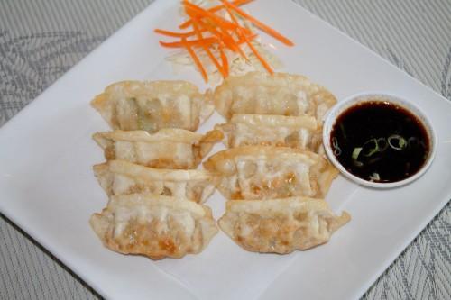 Fried Dumpling / Pangsit Goreng