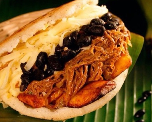 Special Arepas