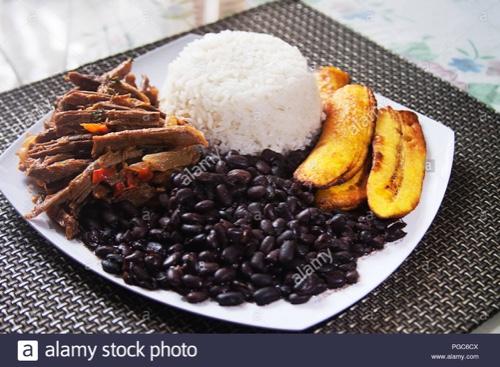 Pabellon Criollo Dish