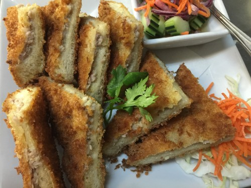 Thai Toast