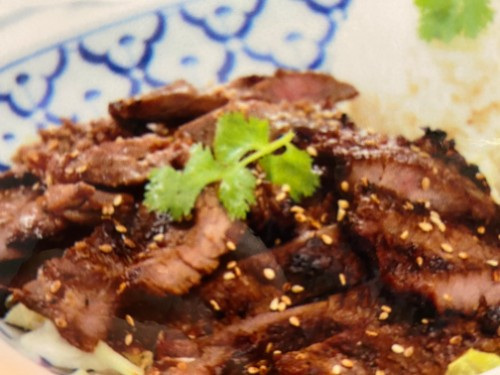 Thai Paradise Beef