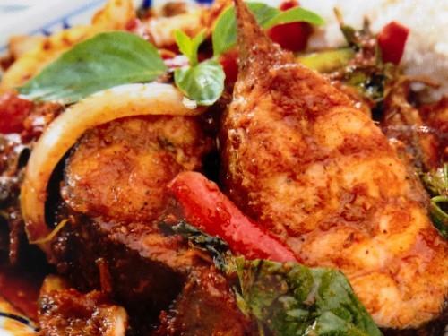 Spicy Catfish