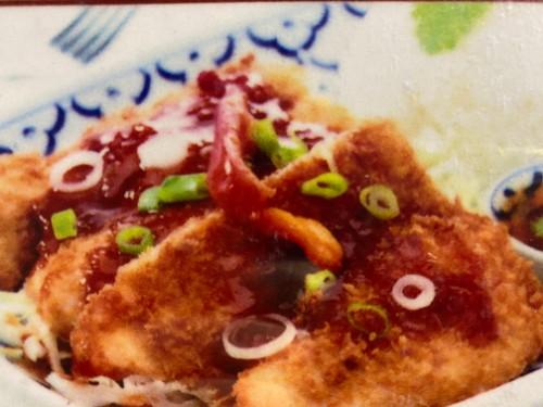 Three Flavor Fillet Fish