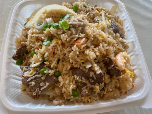 Thai Paradise Fried Rice