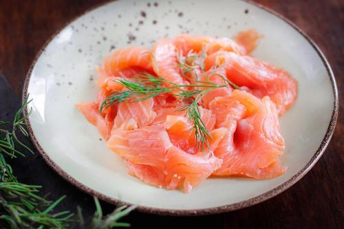 Smoked Salmon 30gr