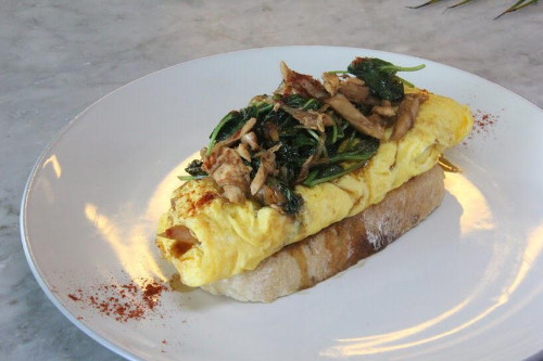 The Protein Omelette