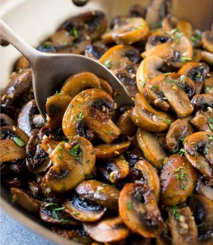 Sauteed Mushroom 100gr