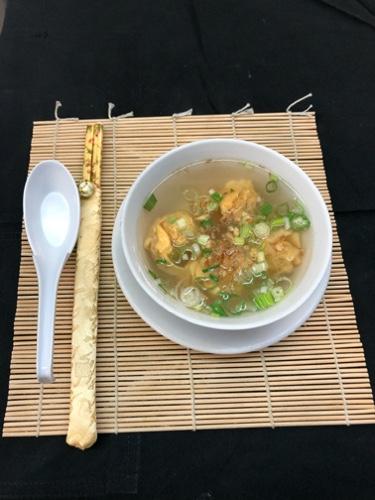 A6. Wonton Soup